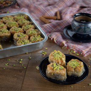 σιροπιαστά γλυκά Κύπρος